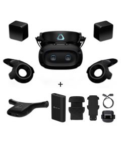 VIVE Cosmos Elite + Wireless Adapter Full Pack (50% OFF)
